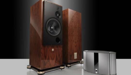 ATC SCM150ASLT LE Active Loudspeaker System