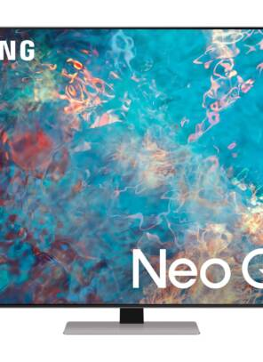 SAMSUNG NEO QLED: MINILED W NATARCIU
