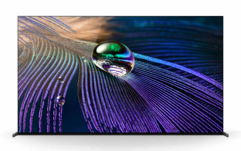 SONY OLED 4K HDR BRAVIA XR MASTER Series A90J