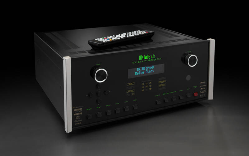 McINTOSH MX123 8K